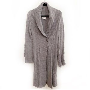 Fossil Cotton Blend Trench Coat